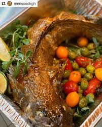 Whole Grilled Grouper ...