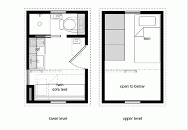 Cottages  Tumbleweed HousesMicro Cottage Plans
