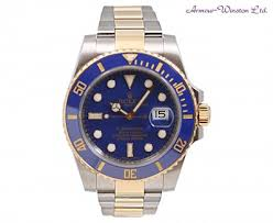 second hand rolex watches for men women armour winston rolex 116613lb submariner watch