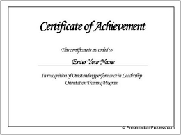 templates for certificates of completion create printable certificates in powerpoint in a jiffy
