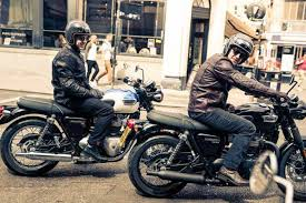falling in love with the triumph bonneville t100 rediff com get