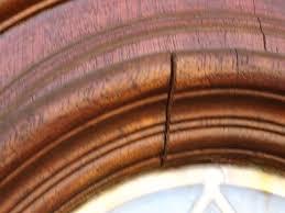exterior door glass insert trim moulding replacement