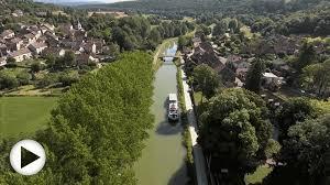 vue de la faaade ouest de. La Bourgogne Vue Du Ciel De Faaade Ouest