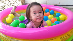 intex outdoor inflatable swimming pool for kids ball pit kid pool donna the explorer you