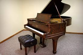 Steinway & Sons Model B - Quarter Sawn Oak Finish - Rare Vintage Piano For  Sale