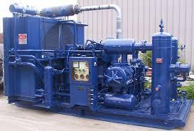ariel gas compressor. ariel jgq-2 three stage compressor driven by a caterpillar g3306ta engine ariel gas compressor u