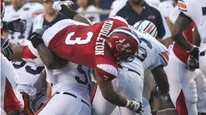 Calvin Middleton - Football - Jacksonville State University Athletics