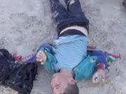 أمريكا تفرض عقوبات موظفي مركز أبحاث سوري بشأن هجوم خان شيخون