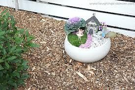 fairy gardens. Small And Simple Fairy Garden Gardens