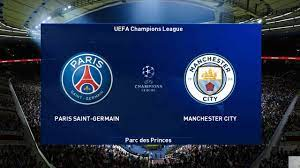 PSG vs MANCHESTER CITY | UEFA Champions League UCL | PES 2021 Gameplay PC -  YouTube