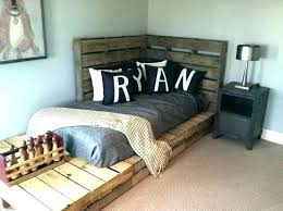 diy pallet bed frame instructions pallet bed medium size of bed frame instructions in trendy pallet bed instructions gallery how to outdoor pallet swing bed