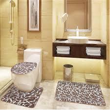 the bathroom rug sets