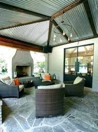 corrugated metal ceiling kitchen ideas photos tin decorations for bedroom in bathroom
