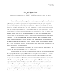how to write an essay in school how to write a great essay college essay school tips