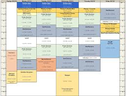 abstracts timetable and presentations