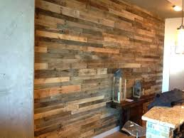 wood wallcovering post