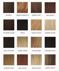 Raquel Welch Wigs Color Chart Shades Of Light Brown Hair Color Chart In 2019 Hair Color