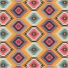 tribal print native american indian inspired area rug tribal print rug target