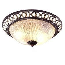 wrought iron ceiling fan rustic glass shade 2 light wrought iron ceiling lighting rustic ceiling lights