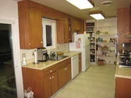 minimalist galley kitchen design ideas