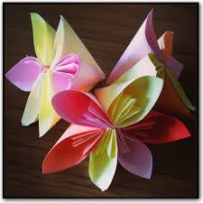 Paper Crafted Flowers 20 Gorgeous Flower Crafts Crafts For Kids