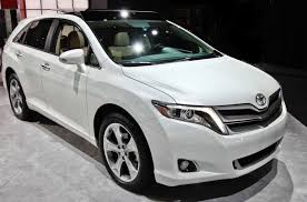 2017 Toyota Venza Crossover SUV Review - YouTube
