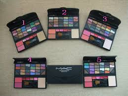 outlet mac eyeshadow professional make up kit
