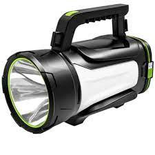 Đèn pin siêu sáng chuyên dụng tìm kiếm thám hiểm, tầm chiếu xa 600m, hoạt  động tốt trong thời tiết mưa gió, chiếu sáng 18-25 tiếng liên tục, thương  hiệu Smiling Shark -