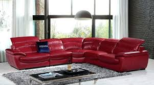 red leather sofa most fortable sofa or modern recliner also furniture for contemporary red leather sofa