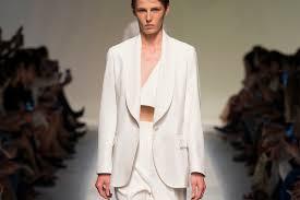 Futurist Retro: Ermanno Scervino 2019 <b>Spring</b>/<b>Summer</b> Collection