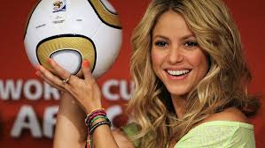 shakira soccer international cross cultural