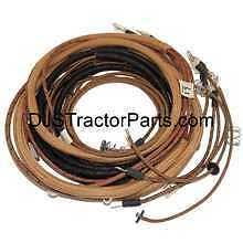 allis chalmers ca tractor ebay Allis Chalmers B Wiring wiring harness kit (tractors with 1 wire alternator) allis chalmers b, c, allis chalmers b wiring