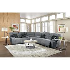 Black Leather Sectional Sofa With Recliner 58 Chic Juniper Modern Full Leather Sectional Sofa W Recliner