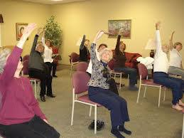 chair yoga for seniors. muscles and joints begin to tighten which causes discomfort anxiety about one\u0027s physical well-being. when mobility decreases, many seniors find they chair yoga for i