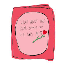 Conciliatory Valentines Day Cards From Mom The New Yorker