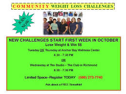 Community Weight Loss Challenge Macomb Township Mi Patch
