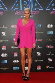 SOPHIE MONKA at 2017 Aria Awards in ...