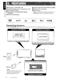 clarion max385vd user manual 38 vrx48svd max38svd 2 3
