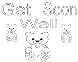 Get well soon coloring page | free printable coloring pages. 20 Free Get Well Soon Coloring Pages Printable