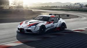 toyota sport car racing