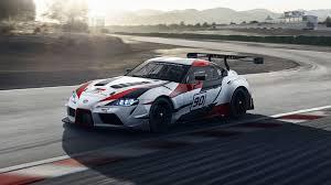 toyota sport car racing