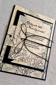 Rustic Winter Wedding Invitations Elegant Winter Wedding Invitations Ideas With Snowflake And Chic Decor