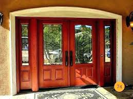 front door with side panels front door with glass panel double entry doors with glass front