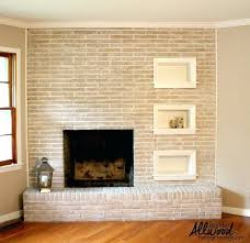 black brick fireplace inspiration for a transitional tile