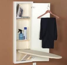 cabinet ironing board
