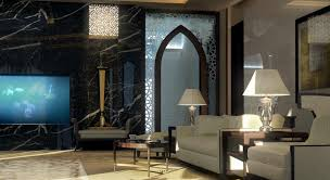 Interior:Fancy Moroccan Interior Design With Classic Furniture And Artistic  Wallpaper Idea Modern Minimalist Living