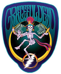 Grateful Dead Shiva Skeleton Sticker: dyethesky.com