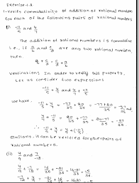collection of grade 8 math worksheets rational numbers them and try to solve