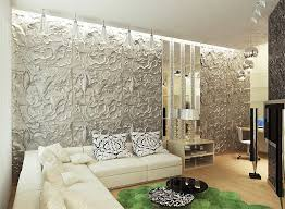 image result for unusual wall covering ideas textured accent wall