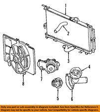 chrysler pt cruiser fans kits chrysler oem 06 10 pt cruiser radiator cooling fan module assy 5179470aa fits chrysler pt cruiser